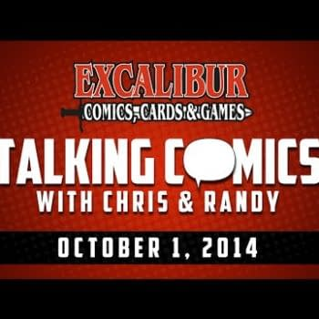 Talking Comics – Discussing This Week's Upcoming Titles From Thor To Gotham Academy, Guardians 3000, Lobo And More