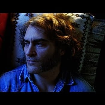 Joaquin Phoenix As Doc S&#8230 In Paul Thomas Andersons Inherent Vice