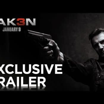 In New Trailer For Tak3n, Liam Neeson Needs His Particular Skill Set For Revenge