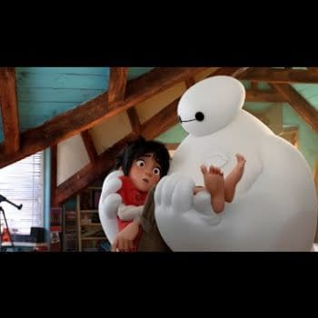 On A Scale Of One To Ten Rate Your Pain – A 2 Minute Clip From Big Hero 6
