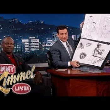 Terry Crews – Actor, Athlete And Artist