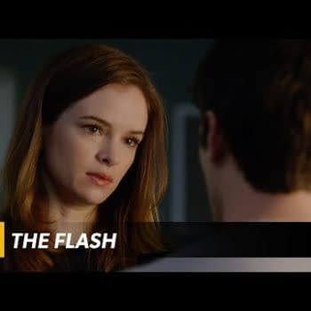Danielle Panabaker Tells Us Why Her Character Is Obsessed With Barry Allen's Body
