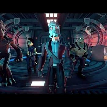 Marvel Super Heroes Walk This Way In Disney Infinity 2.0 Video