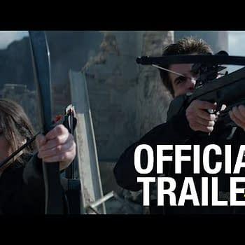 Full Trailer For The Hunger Games: Mockingjay Part 1 Released