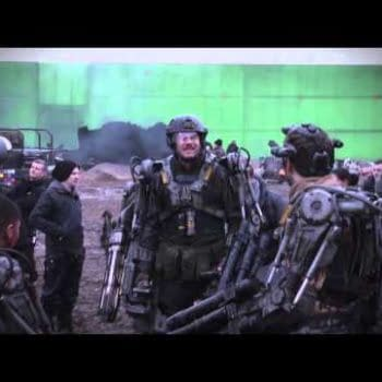 Edge Of Tomorrow's Complete B-Roll Footage