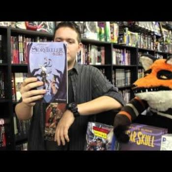Maxx's Super Awesome Comic Review Show – Futures End, Spider-Verse, Multiversity, Deadly Class, B.P.R.D., Sugar Skull And More!
