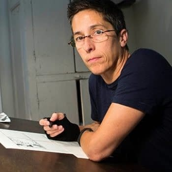 Alison Bechdel Receives 'Genius' Grant From MacArthur Foundation