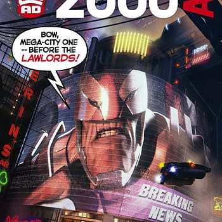 Preview This Weeks 2000AD &#8211 Judge Dredd Aquila Brass Sun Black Shuck Jaegir