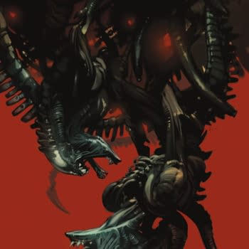 Placing Bets On The Survivors – Preview Aliens: Fire And Stone #1 From Dark Horse