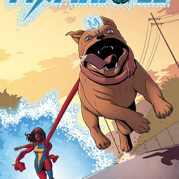 Ms Marvel The Book That Was Meant To Get Cancelled By Issue 7