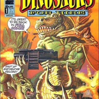 The Return Of Tom Mason's Dinosaurs For Hire?