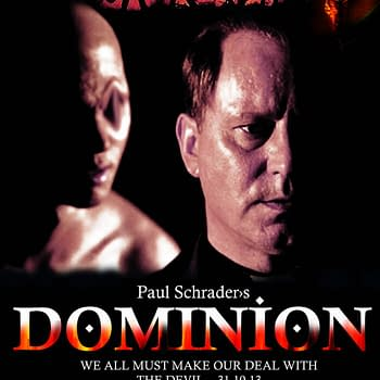 The Castle of Horror Podcast Presents: Dominion &#8211 Prequel To The Exorcist