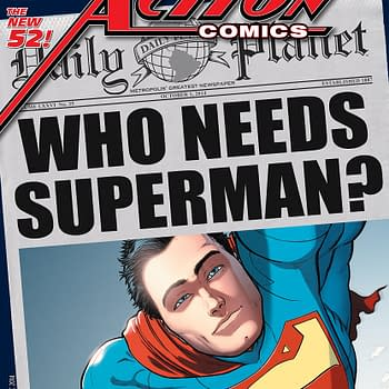 Ch-Ch-Changes &#8211 Marvel And DC Comics In October From Action Comics To All-New Miracleman