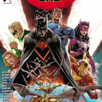 Ch-Ch-Changes – Earth 2 World's End And Axisness
