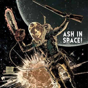 Free On Bleeding Cool – Army Of Darkness #1 Ash In Space