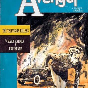 The Avenger 101 – Mark Rahner Talks The Avenger Special