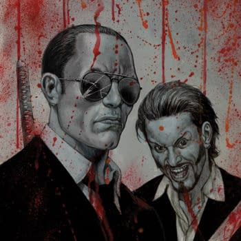 Glenn Fabry's Take On The Blaze Brothers, For IDW