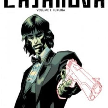Fraction, Ba And Moon's Casanova Collected In 3 Deluxe Hardcover Editions
