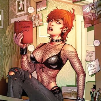 Free On Bleeding Cool – Chastity #1 By Marc Andreyko And Dave Acosta