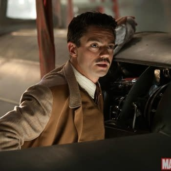 Dominic Cooper Officially Joins Cast Of Marvel's Agent Carter