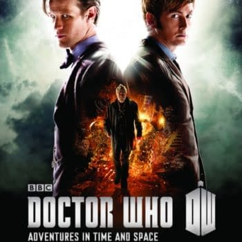 Create Your Own Adventures In Time And Space With Cubicle 7's Doctor Who Roleplaying Game