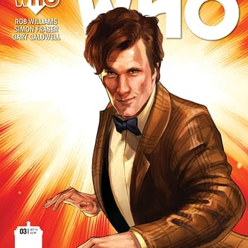 Preview This Weeks Doctor Who: The Eleventh Doctor In The Deep South