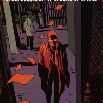 First 10 Pages Of The Damnation Of Charlie Wormwood