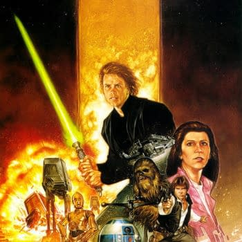 A Fan Collects Dave Dorman's Star Wars Art Into One Place On The Web