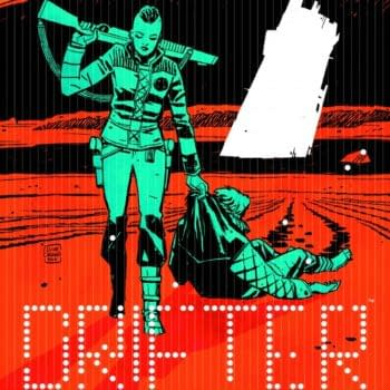 Cliff Chiang, The New Variant Cover Artist For Image Comics – Drifter, Starlight And Wytches