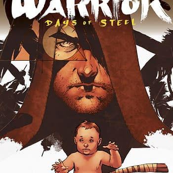First Look At Eternal Warrior: Days Of Steel #1 By Milligan And Nord