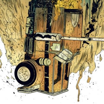 'A Big-Rig-Conspiracy-Trucker-Story-Action-Blockbuster Full Of Love' – Donny Cates Talks Ghost Fleet From Dark Horse