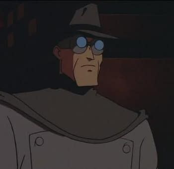 The Gray Ghost: The Lost Reel – A Fan Film For BTAS Fans