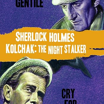 The Crossover You Didn't See Coming – Sherlock Holmes And Kolchak