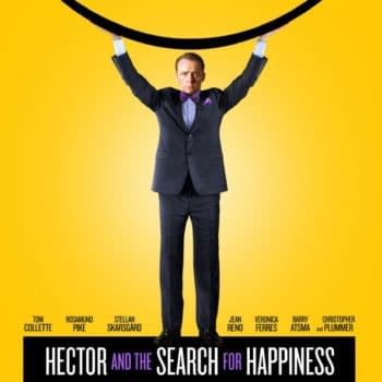 Hector And The Search For Happiness – A Chocolate Covered Pickle