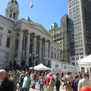 Your Comics Events At The Brooklyn Book Festival On Sunday