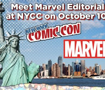 Retailers Get To Quiz Marvels Big Wigs At New York Comic Con