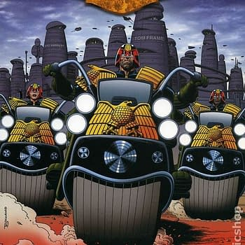 If We Do Get A Dredd Sequel This May Be The Source Material