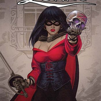 Exclusive Extended Previews &#8211 Dawn/Vampirella #1 Terminal Hero #2 Chastity #3 And More
