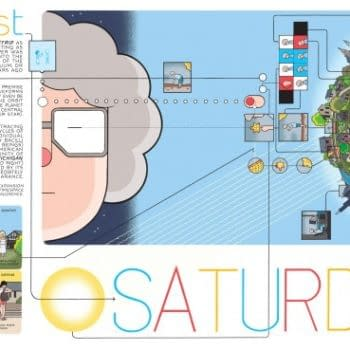 Chris Ware Serialises His New Comic In The Guardian, Starting Today