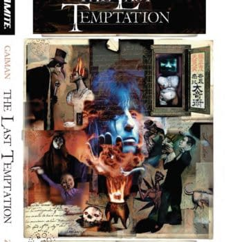Neil Gaiman And Alice Cooper's The Last Temptation To Be Allocated