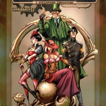 Read Legenderry #1 From Dynamite To Go With Latest Humble Bundle