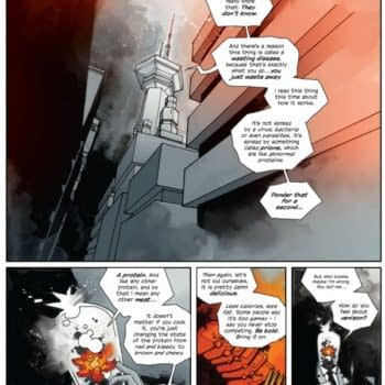 A Jonathan Hickman Page From This Years's CBLDF Liberty Annual