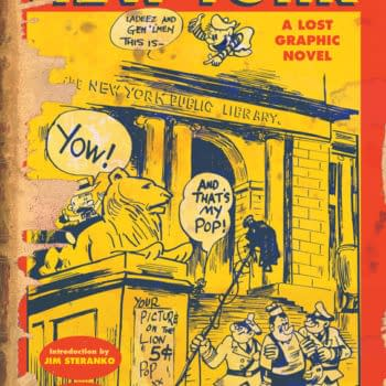 Milt Gross' Lost Graphic Novel Comes To IDW Publishing