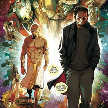 'What If Our Modern World Was The Afterlife And Reincarnation Was Eternal Life?' – Fred Van Lente In The Bleeding Cool Interview On Resurrectionists