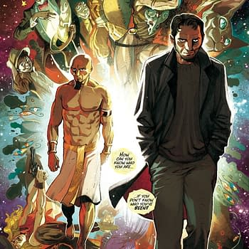 What If Our Modern World Was The Afterlife And Reincarnation Was Eternal Life &#8211 Fred Van Lente In The Bleeding Cool Interview On Resurrectionists
