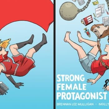 Top Shelf Adds Strong Female Protagonist To Its Publishing Line