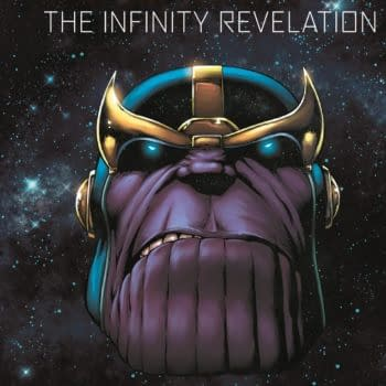 Top 100 Selling Graphic Novels In August In Comic Stores – Thanos, The Infinity Seller