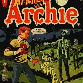 Afterlife With Archie Gets Its Own Oversized Horror Magazine For Hallowe'en