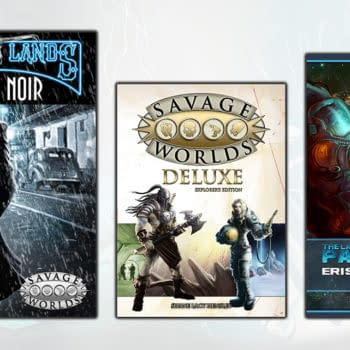 Pinnacle Entertainment Group Addresses Gamer OCD Over New Savage Worlds Book Size