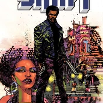 Shaft Is A Bad Mother (Shut Your Mouth) I'm Just Talking About The New Dynamite Series